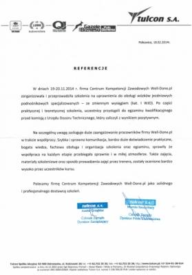 Referencje-Tulcon-I-WJO-11.02.2014